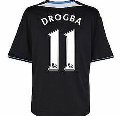 Chelsea Away Shirt Adidas 2011-12 Chelsea Away Football Shirt (Drogba 11) Buy the brand new Chelsea away shirt for the 2011/12 Premiership season complete with Didier Drogba shirt printing.The new Chelsea football shirt is manufactured by Adidas and is available in kids siz http://www.comparestoreprices.co.uk/football-shirts/chelsea-away-shirt-adidas-2011-12-chelsea-away-football-shirt-drogba-11-.asp