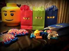 "Photo 5 of 9: Lego Ninjago / Birthday ""8th birthday"" 