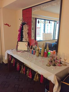 Vegas bachelorette party done right Cruise Ship Wedding, Vegas Bachelorette, Mirror, Party, Home Decor, Decoration Home, Room Decor, Mirrors, Parties