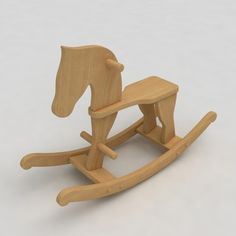 Build a Wooden Horse