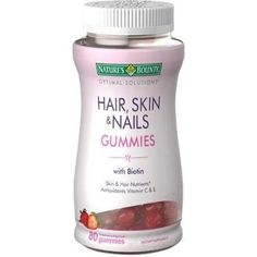 Nature's Bounty Hair, Skin, & Nails Gummies Only $2.79 at CVS (Today Only)!  Nature's Bounty Hair, Skin, & Nails Gummies Only $2.79 at CVS (Today Only)! Today only you can pick up Nature's Bounty Hair, Skin, & Nails Gummies for only $2.79 at CVS! This is a great deal for anyone who wants to improve their hair, skin, and nails.  Buy (1) Nature's Bounty Hair, Ski... http://www.savingsaplenty.com/natures-bounty-hair-skin-nails-gummies-2-79-cvs-today/