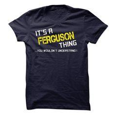 Its A FERGUSON Thing ! - #hoodie pattern #long sweater. CHECKOUT => https://www.sunfrog.com/Names/Its-A-FERGUSON-Thing--21762325-Guys.html?68278