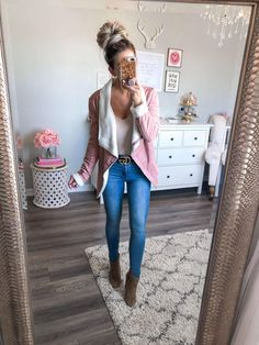 Outfits with leggings - BuddyLove Hoda Coat Pink Small – Outfits with leggings Legging Outfits, Grey Leggings Outfit, Outfits Otoño, Best Casual Outfits, Fashion Outfits, Womens Fashion, Fashion Ideas, Leggings Fashion, Fashion Trends