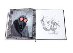 """Book """"The Art of Tim Burton"""" at http://www.steelespublishing.com/  the greeting cards sold out :-("""