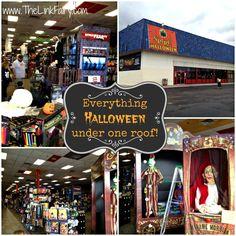 Spirit Halloween Review #Halloween #spirithalloween
