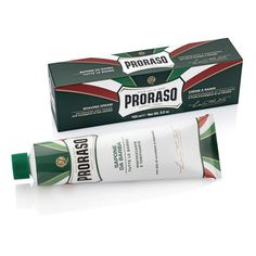* Proraso eucalyptus and menthol shaving cream * No parabens, colourings or silicones * Enriched with coconut oil for skin hydration * Suited for all skin types Eucalyptus Globulus, Eucalyptus Oil, Shaving Brush, Shaving Cream, Wet Shaving, Theobroma Cacao, Types Of Facial Hair, Homemade Moon Sand, Classic Shaving