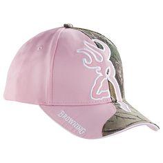 Browning® Big Buckmark Camo Cap