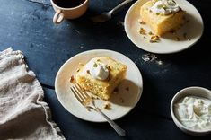 Revani (Chamomile-Soaked Semolina Cake) Recipe on Food52 recipe on Food52