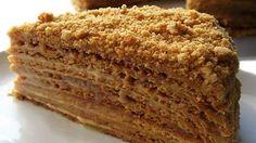 Recepty - Strana 10 z 100 - Vychytávkov Russian Honey Cake, Russian Cakes, Layer Cake Recipes, Cookie Recipes, Medovik Recipe, Milk Cake, Chocolate Chip Cookies, Sweet Recipes, Vanilla Cake