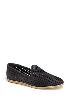 Pedro Garcia 'Yasmin' Perforated Leather Slip-On | Nordstrom