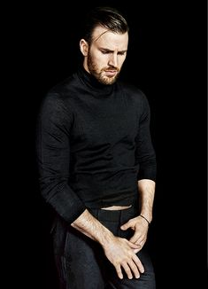 Chris Evans for Mode