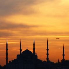 Sunset @ Istanbul