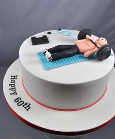 Viagra Cake By Cakes By Clarke Humorous Funny Cake