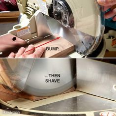 Excellent Table Saws, Miter Saws And Woodworking Jigs Ideas. Alluring Table Saws, Miter Saws And Woodworking Jigs Ideas. Essential Woodworking Tools, Antique Woodworking Tools, Intarsia Woodworking, Woodworking Jigs, Woodworking Projects, Woodworking Techniques, Diy Projects, Grizzly Woodworking, Handyman Projects