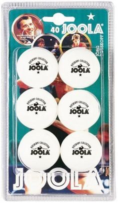 Joola Rosskopf 1 Star Table Tennis Balls - 6 pack white Joola http://www.amazon.co.uk/dp/B0009JKASO/ref=cm_sw_r_pi_dp_aLf3ub05EE9Y9