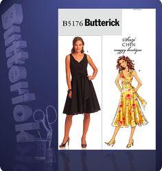 Butterick 5176