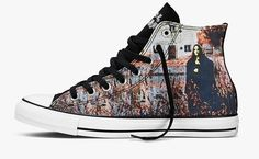 02dfa25ac2d4 Converse Inc. launched the Spring 2014 Converse Chuck Taylor All Star Black  Sabbath sneaker collection featuring five new styles inspired by BLACK .