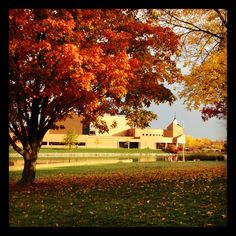 Cedarville is so beautiful in the fall!