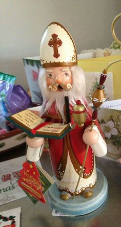 Rooker: Sint Nicolaas, Saint  Nicolas,  Sankt Nicolas - verzamelaar y