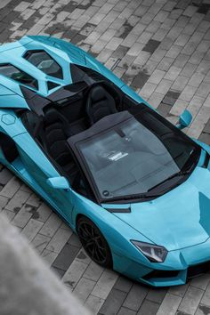 Lamborghini Aventador sports cars