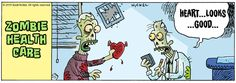 Zombie Health Care. Scott Nickel.