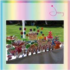 Mesa de dulces ! Graduación ! Twitter: @Jasny_Pk ! www.Facebook.com/Jasny.pk !