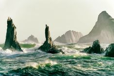 *🇪🇸 Playa Gueirua (Spain) by Lars van de Goor on 🌊 Best Landscape Photography, Travel Photography, Places To Travel, Places To See, Travel Images, Great Photos, Wonderful Places, Beautiful Landscapes, Nature