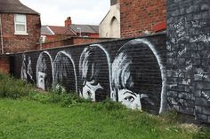 Beatles Mural in Seaforth photo taken by Pete Mainey on flickr
