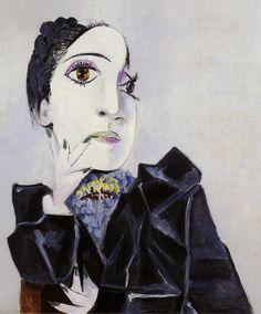 Цвета Пикассо в одежде - Стильные заметки, блог о стиле и моде