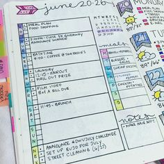 Neat Planners of Instagram