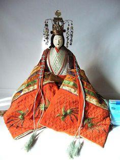 edo hina Japanese Theme, Japanese Toys, Japanese Geisha, Japanese Culture, Vintage Japanese, Japanese Art, New Dolls, Ooak Dolls, Antique Dolls