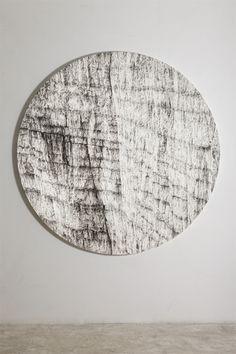 Galería FÚCARES Lluis Hortalá Carboncillo sobre polímero