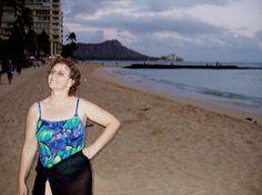 Oahu, Hawaii, near Diamondhead
