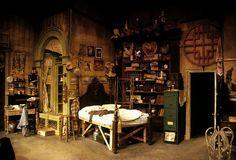 """Thousand Clowns"" Stage Play Rick Romer, Lighting and Set Designer"
