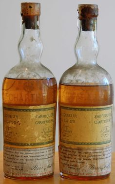 Vintage Chartreuse from Finest & Rarest