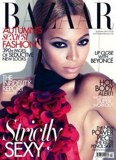 harper's bazaar | Beyonce for UK Harper's Bazaar September 2011 issue