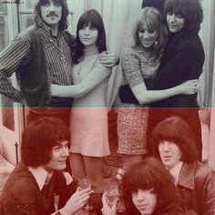 Deep Purple , party , 1969 .