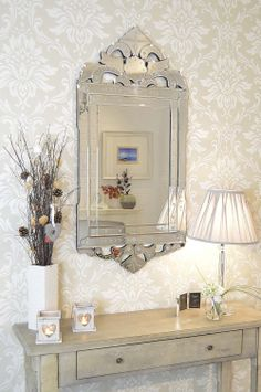 Venetian Orchid Mirror By The French Bedroom Company   Mirrors   Pinterest    Venetian, Bedrooms And Baroque Bedroom
