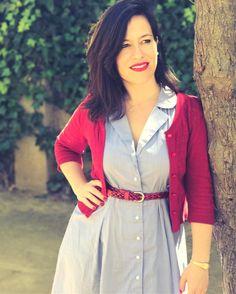 SOIshowoff   Sew Over It Vintage Shirt Dress