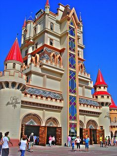 Beto Carrero World, Penha, Santa Catarina - Brazil