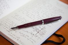 oh dear. now i can't stop looking at fountain pens.
