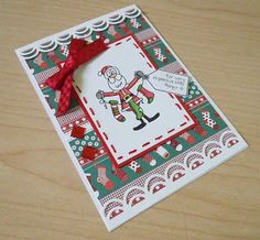 Kika's Designs : Christmas in July! - Day5
