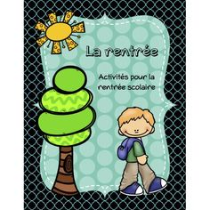 Le guide de la rentrée First Day Of School Activities, Carson Dellosa, French Resources, French Immersion, Teaching French, Interactive Notebooks, Guide, Grade 1, Elementary Schools