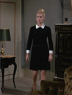 The beautiful Catherine Deneuve in Belle de Jour