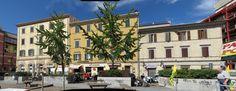 Ancona, Marche, Italy - Piazza Pertini by Gianni Del Bufalo CC BY-NC-SA    IMG_8914_16 stitch