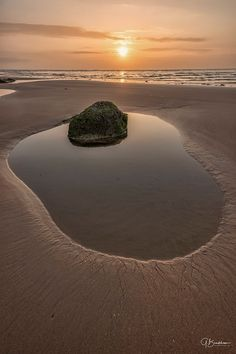 Dornoch Beach Sunrise, Scotland