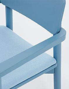 studio segers merges ergonomics + sustainability in mine chair