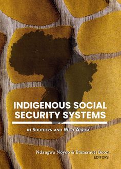 West Africa, South Africa, Human Services, Social Science, Social Security, The Book, Literature, Encouragement, Southern