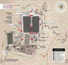 Golden Temple Amritsar Map... someday
