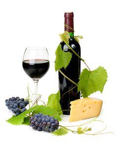 Cesta Queijo & Vinho